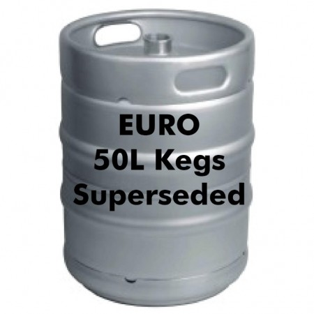 50L Commercial threaded beer keg for brewery