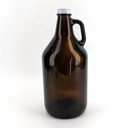 A growler is a device for filling off your draft system so you can take beer with you to a party, BBQ or other event.  Its easy to use, fill, clean and operate.  Just fill, pour, drink!