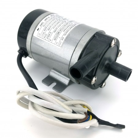 Magnetic Drive Pump - Food Grade - High Temperature - Brewery, Robobrew, Grainfather