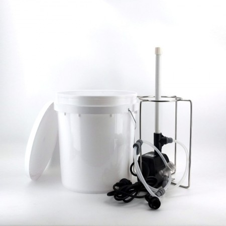 Easy to Use Keg and Fermenter Washer - CIP Cleaning System - Mark II