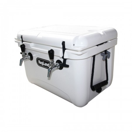 jockey box, portable beer tap, picnic pump, picnic beer tap, cooling coli, draught beer tap, beer tap, beer esky, chill plate, cold plate, temprite