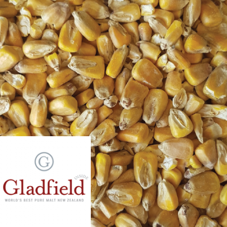 Maize Malt (corn) - Gladfield (NZ) - per kg